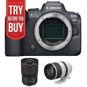 Canon - Try Before You Buy