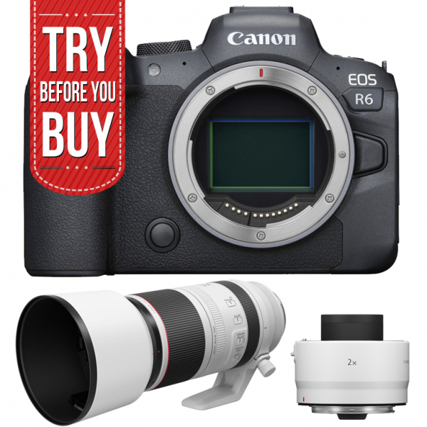 Canon Try Before You Buy - Kit 5
